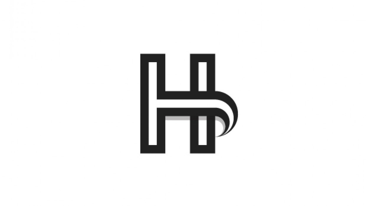 H Logo - student project