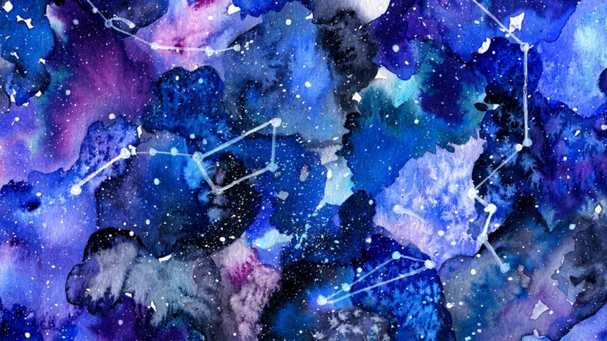 A super fun galaxy! - student project