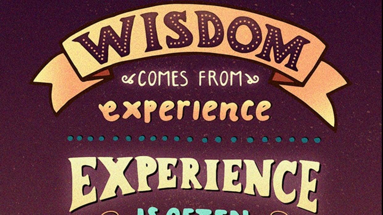 Wisdom - student project