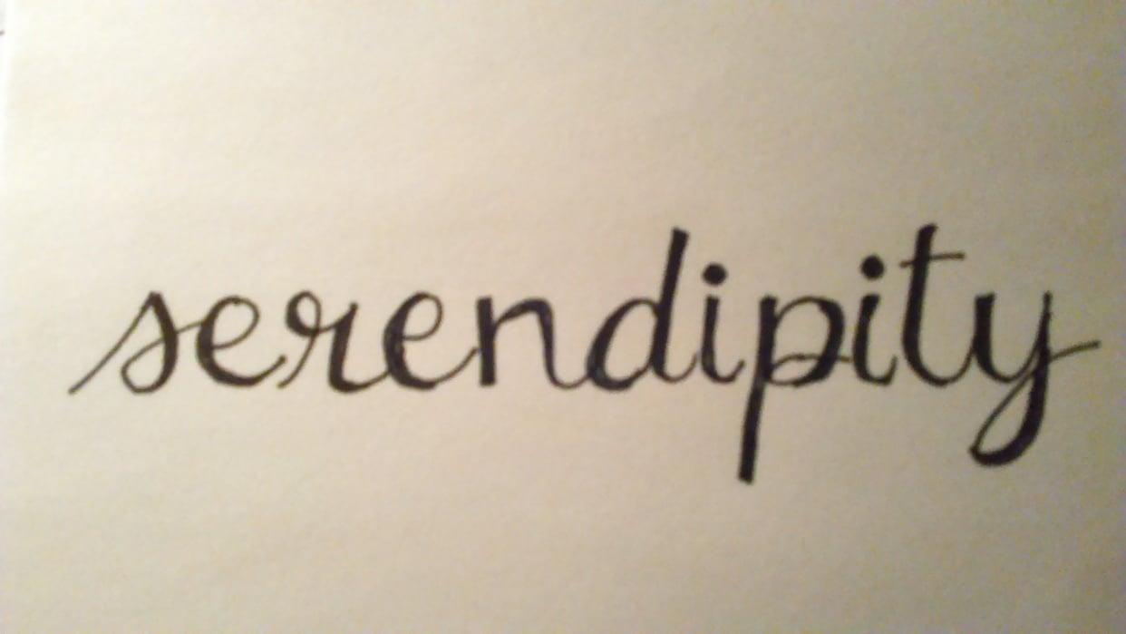 Serendipidity - student project