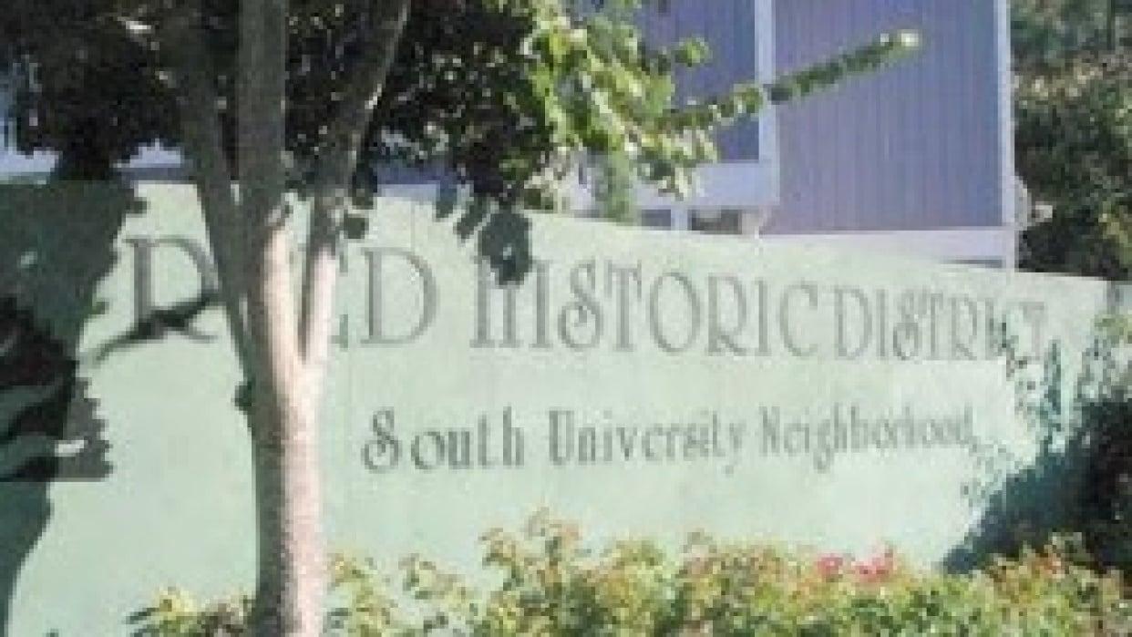 Neighborhood Spotting Badges - student project