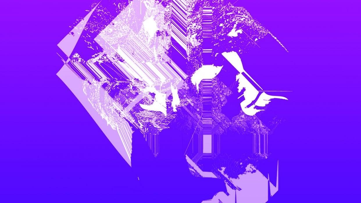 80's Cyber-Glitch - student project