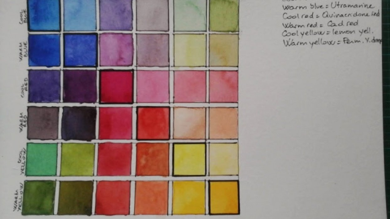 Color you life! - student project