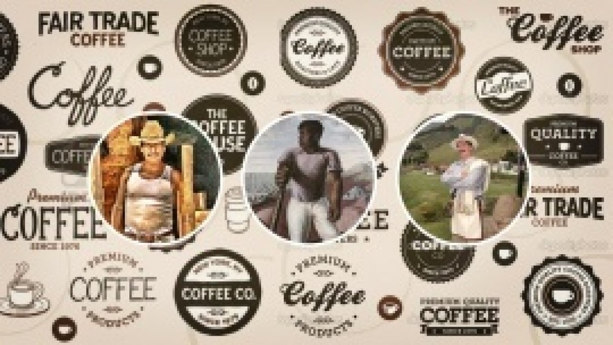 Coffee Countries - student project