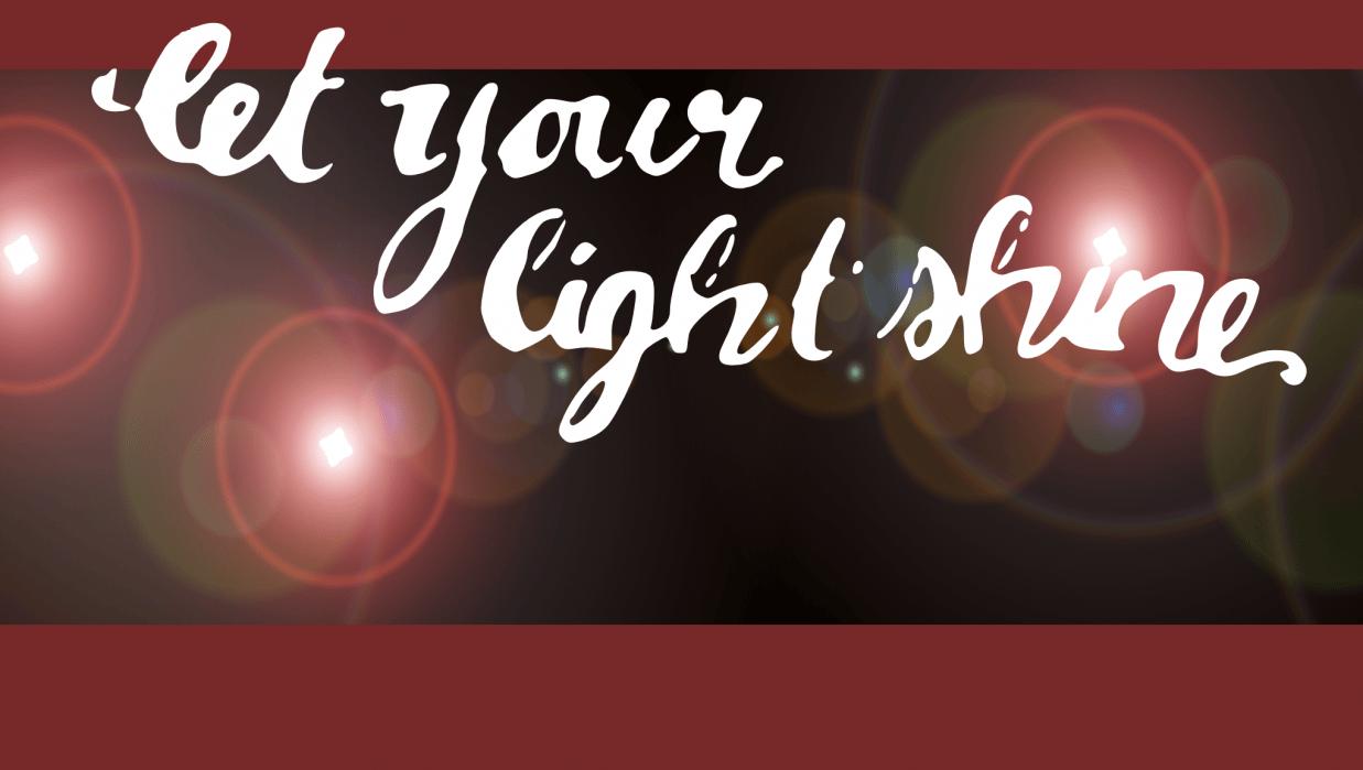 Light Shine - student project