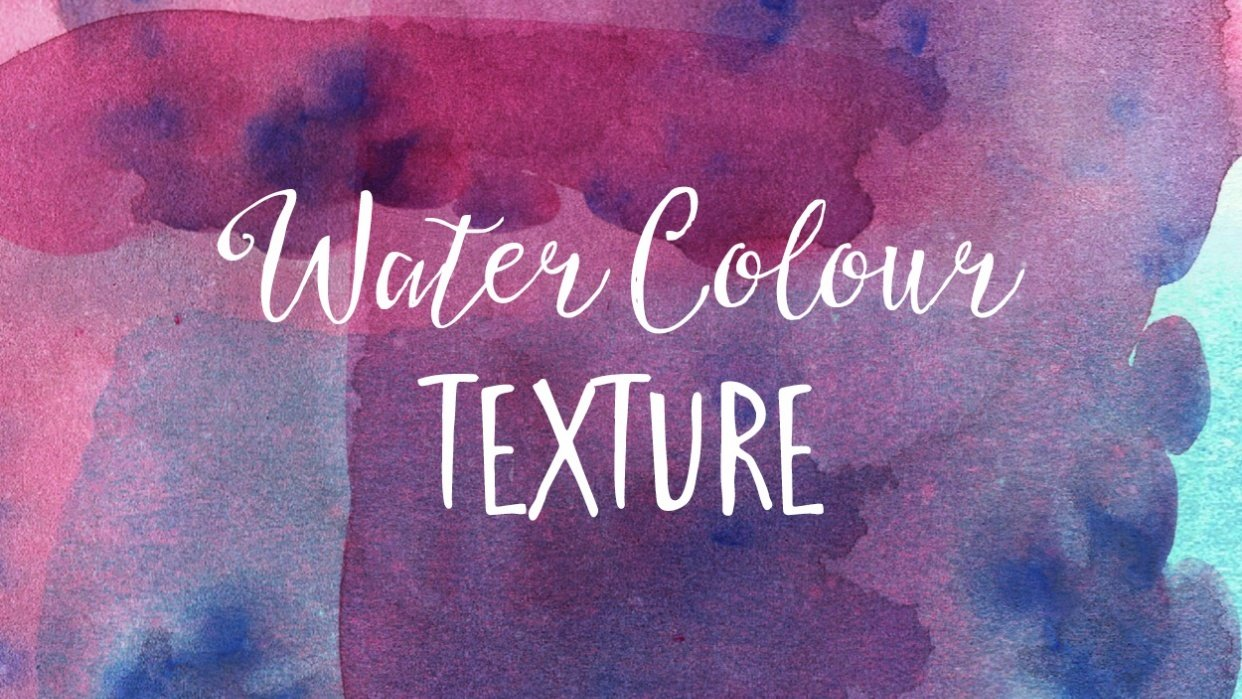 Watery Textures - student project