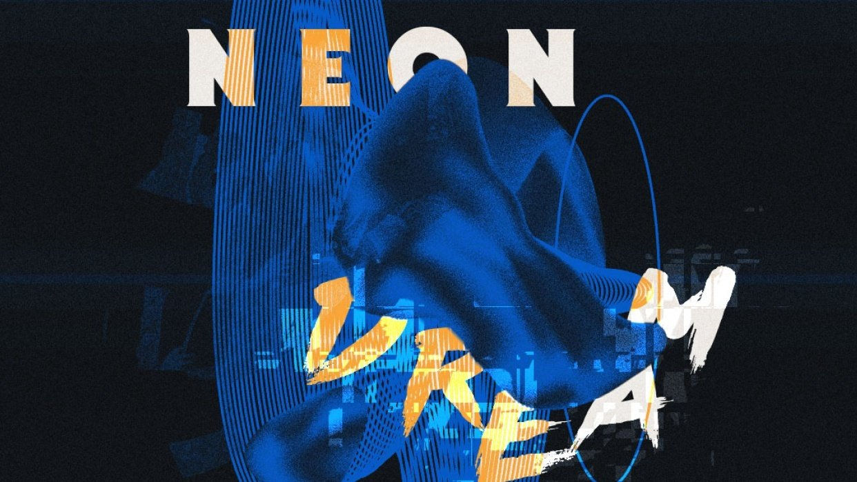 NEON DREAM - student project