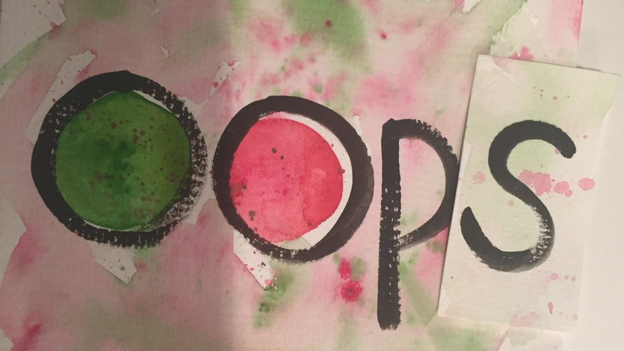 OOPS! - student project