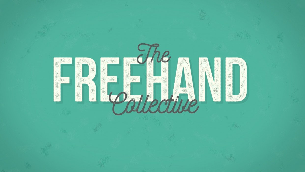 The Freehand Collective - student project