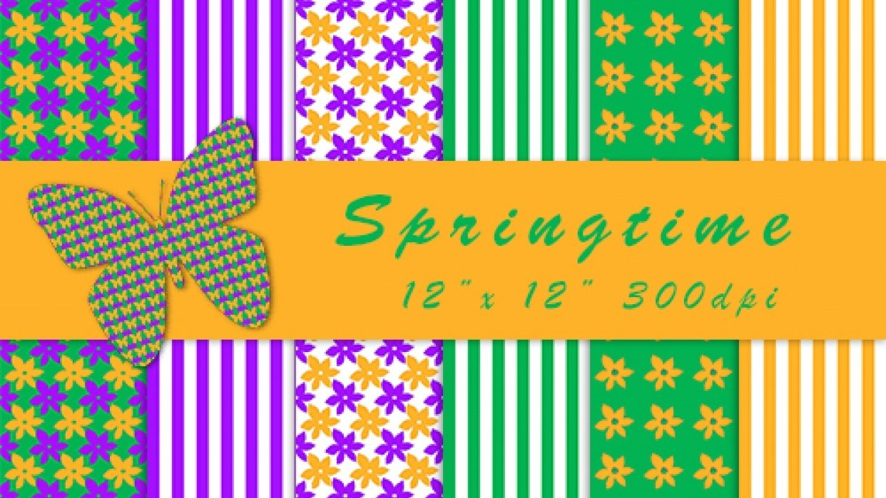 Springtime - student project