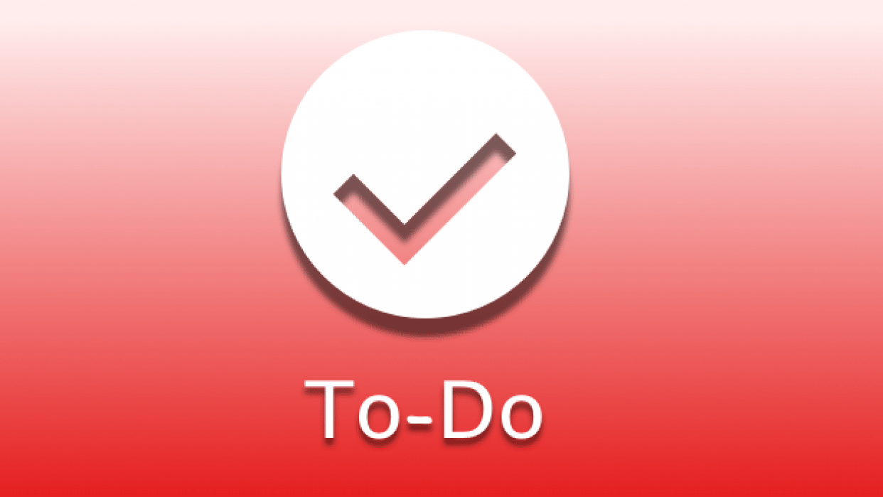 To-Do - student project