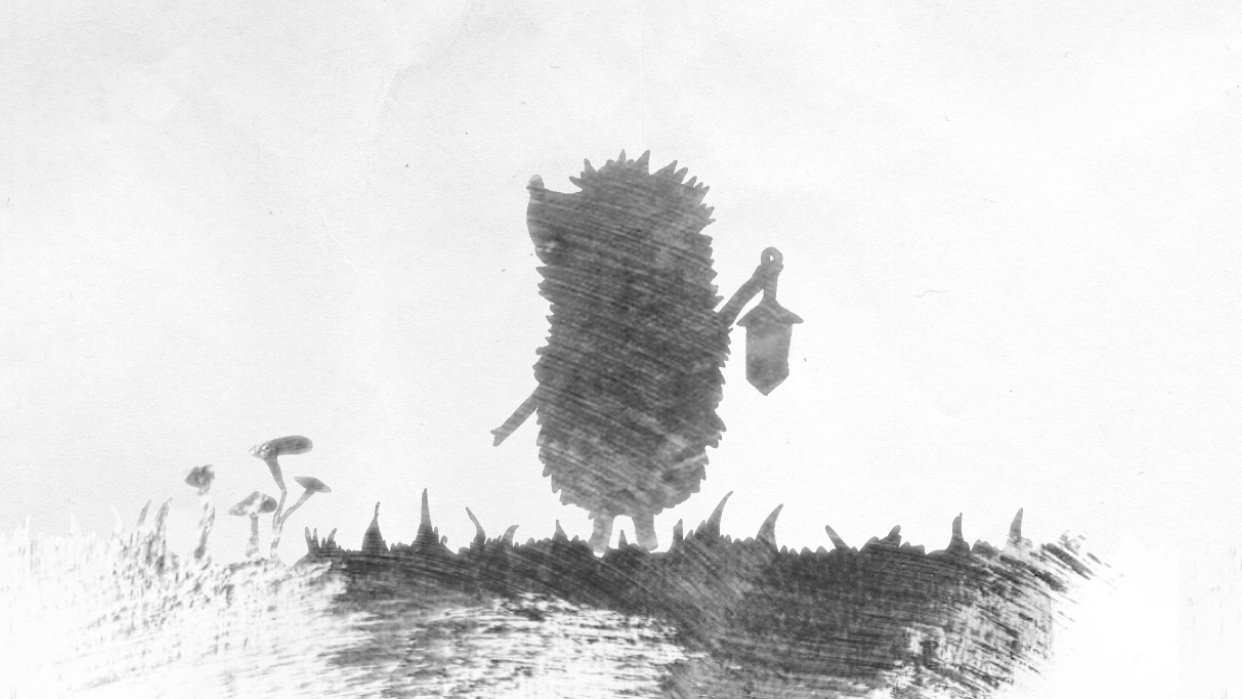 True Grit: Hedgehog in the fog - student project