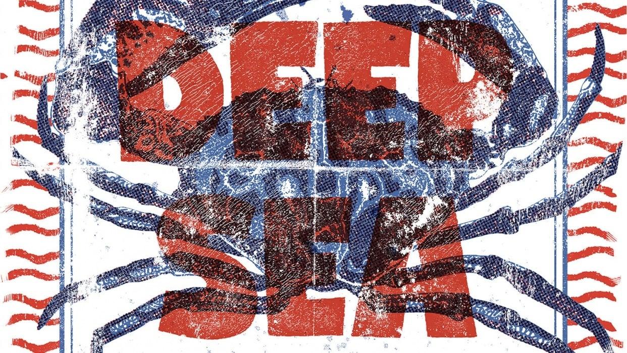 Deep Sea True Grid Poster - student project