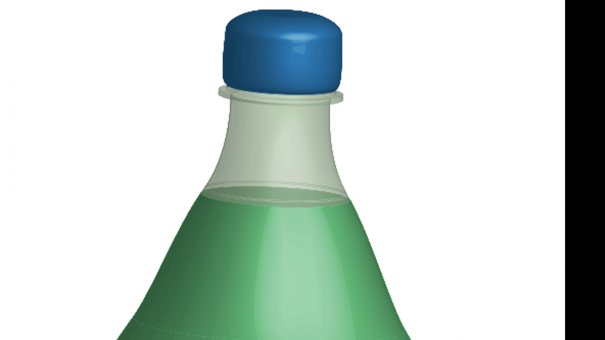 My bottles - student project