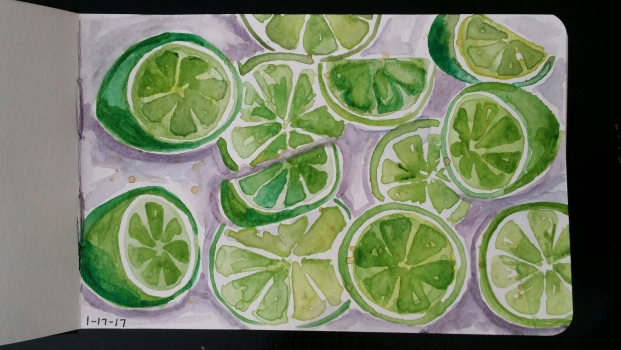 Love Limes ♡ - student project