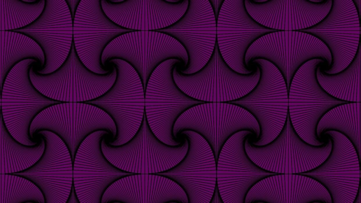 Fan Spirals - student project