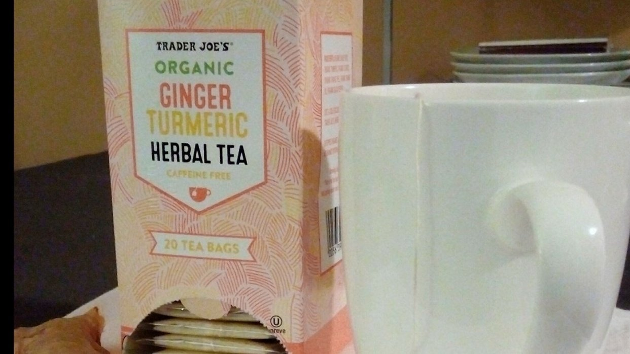 Treat Yourself to Good Tea. - student project