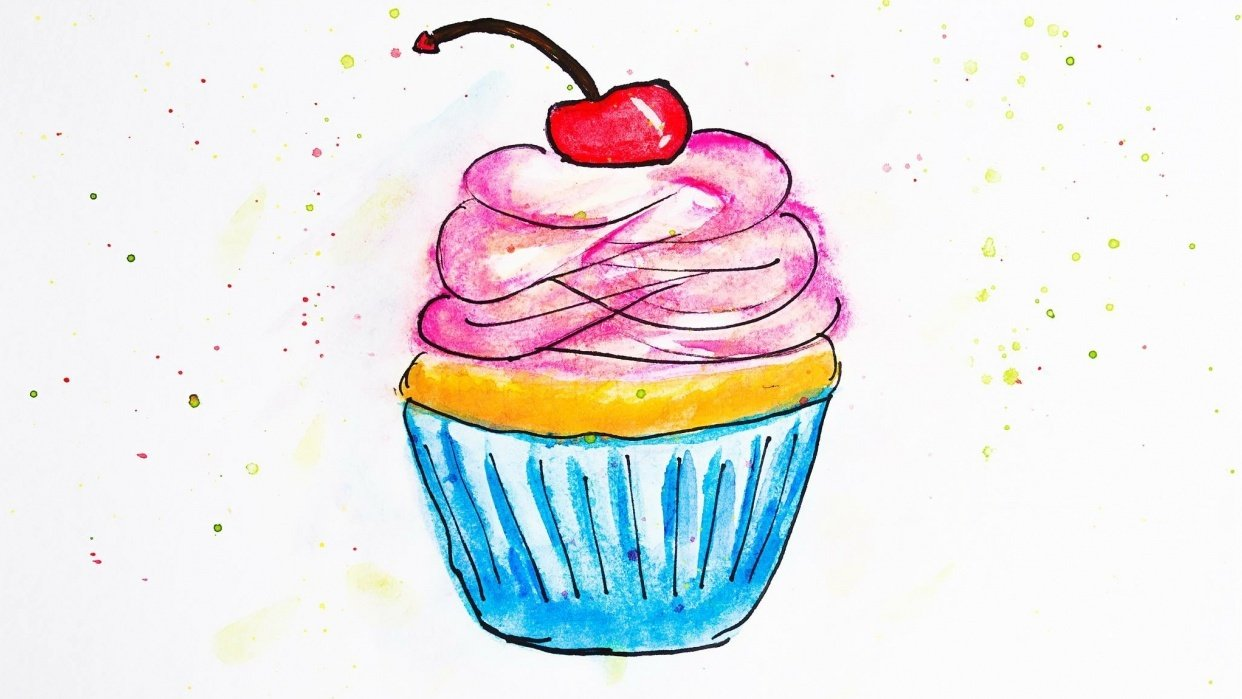 Cupcake  - student project