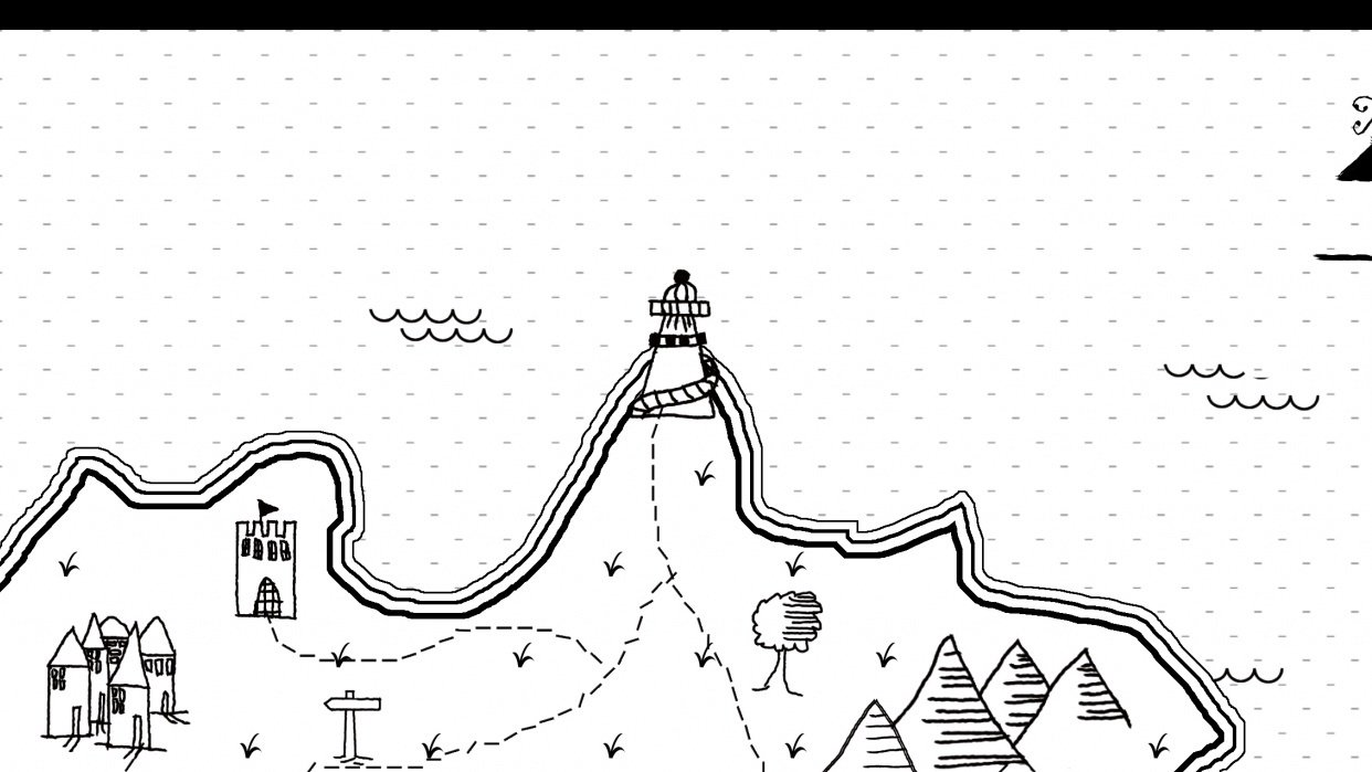 Fantasy Island - student project