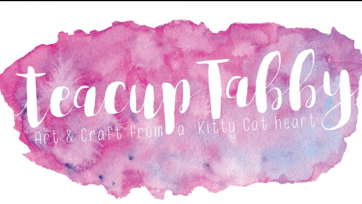 Watercolour Textures for use in branding - student project