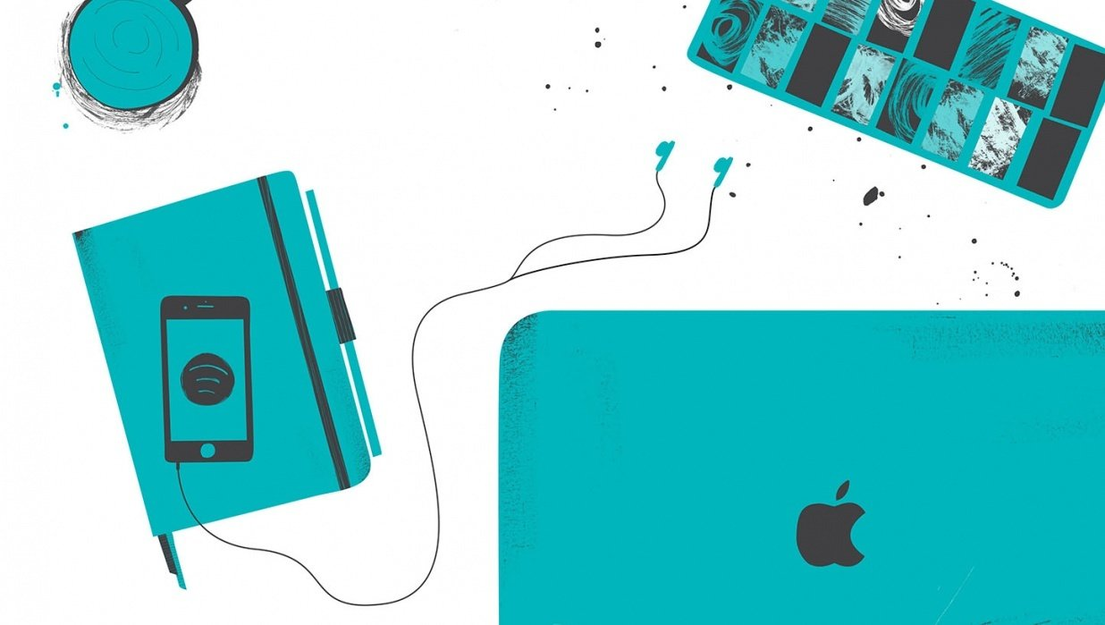 Tools of the Trade - Freelance Graphic Design - student project