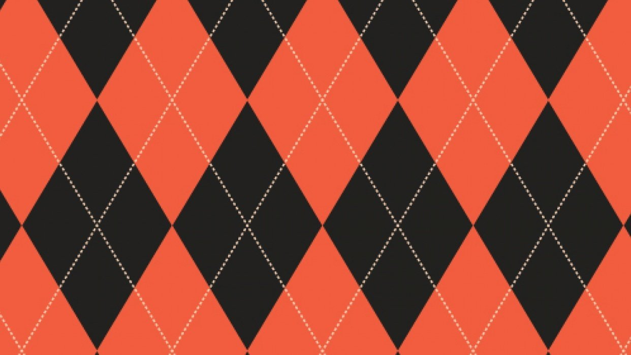 Argyle Pattern - student project