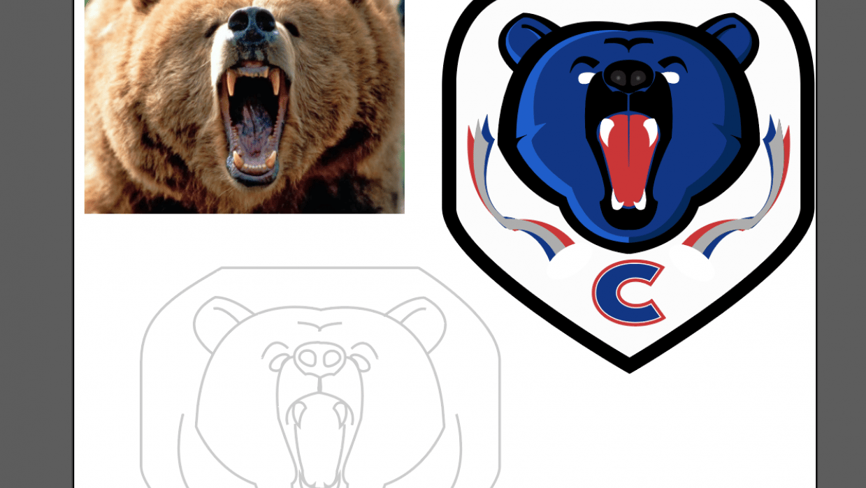 Sports Logo - student project