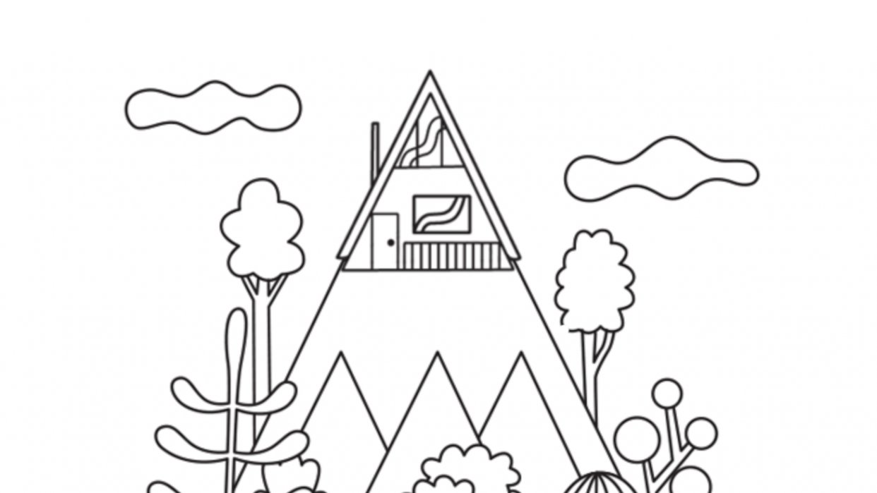 Mountain Home - student project