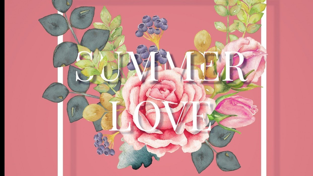 Summer Love - student project