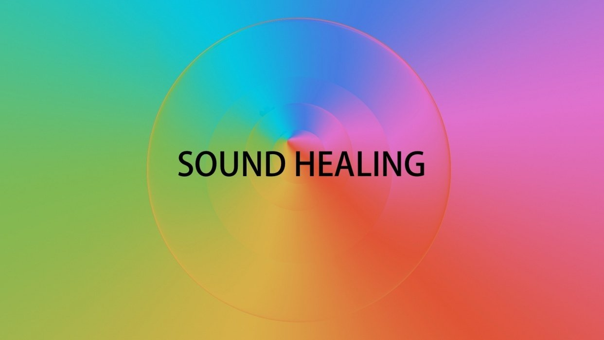 Sound Healing - student project