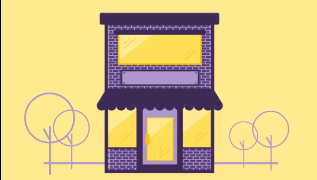 A Little Shop - student project
