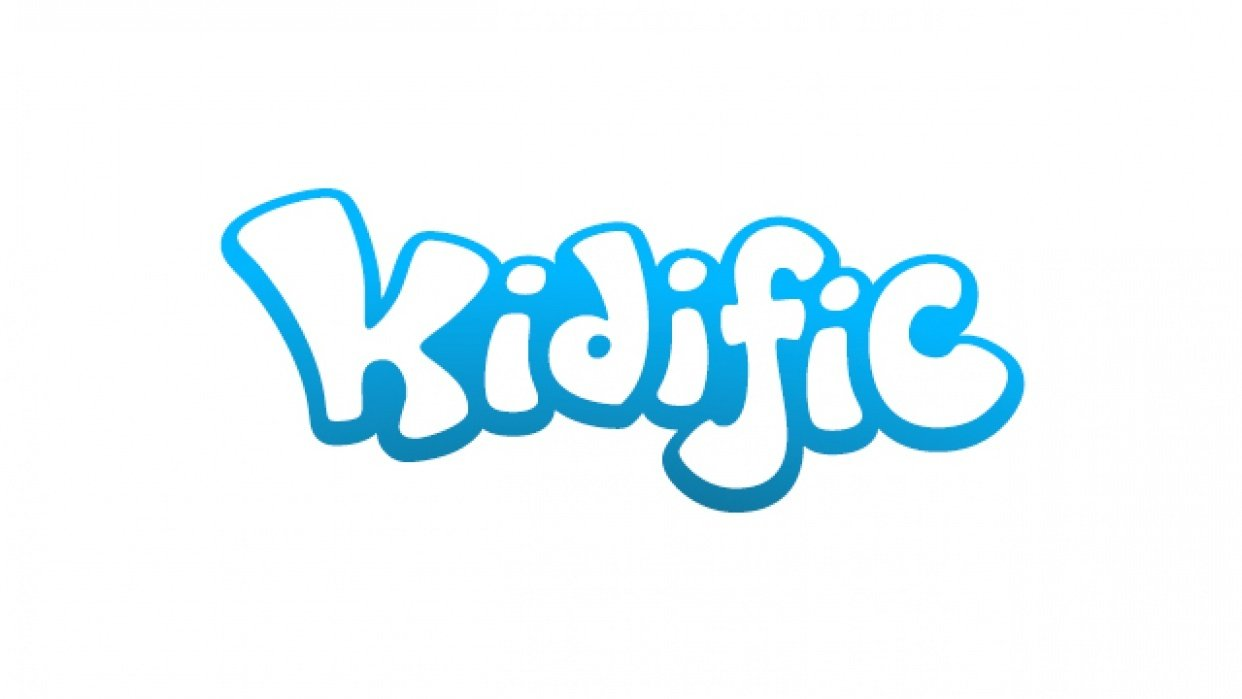 Kidific Logotype for a kids shop - student project