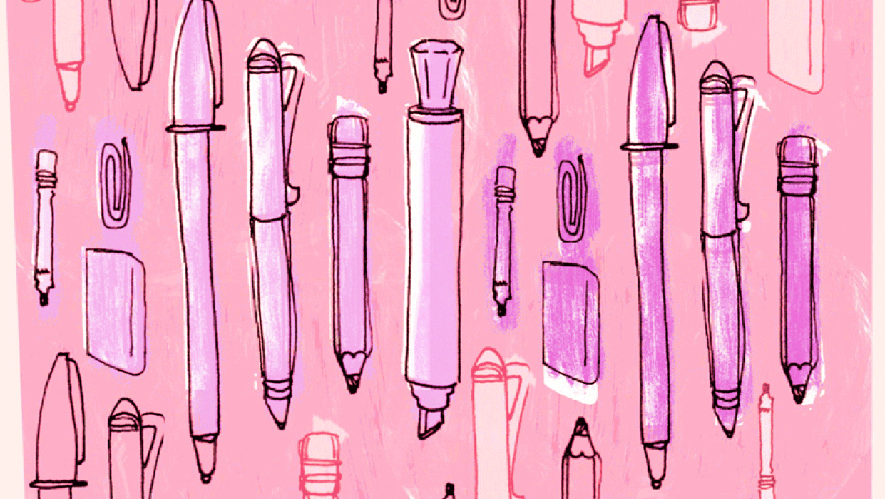Tools of the Writer's Trade - student project