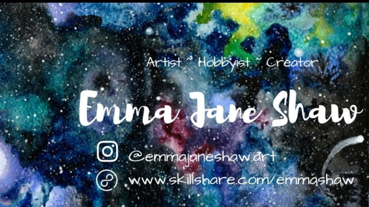 Emma Jane Shaw - Artist - Facebook Page  - student project