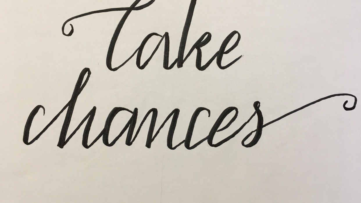 Take chances - student project