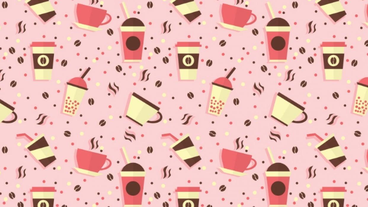 Coffee Cuteness - student project