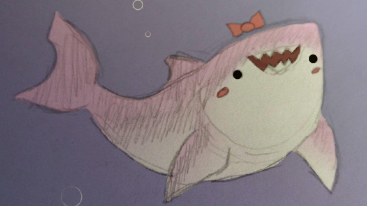 Sharkie Shark - student project