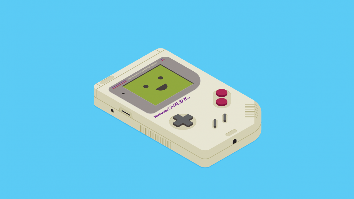 Gameboy - student project