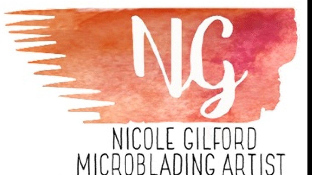 Nicole Gilford; Micro-blading brow artist - student project