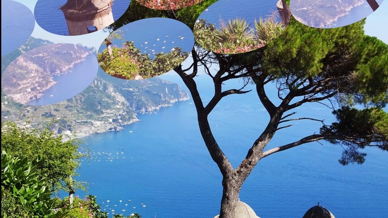 Italian coast - student project
