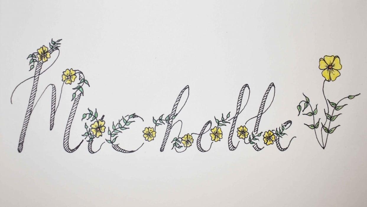 Botanical Alphabet - Final Project - student project