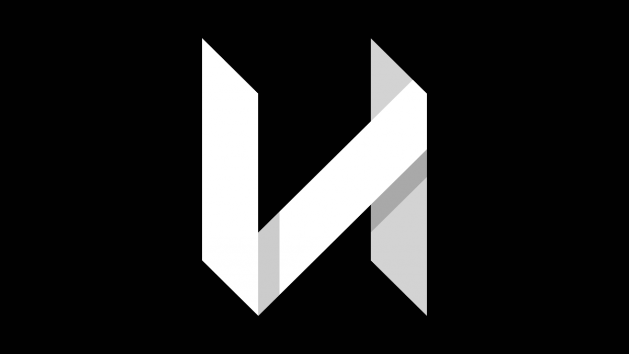 Letter N Design - student project