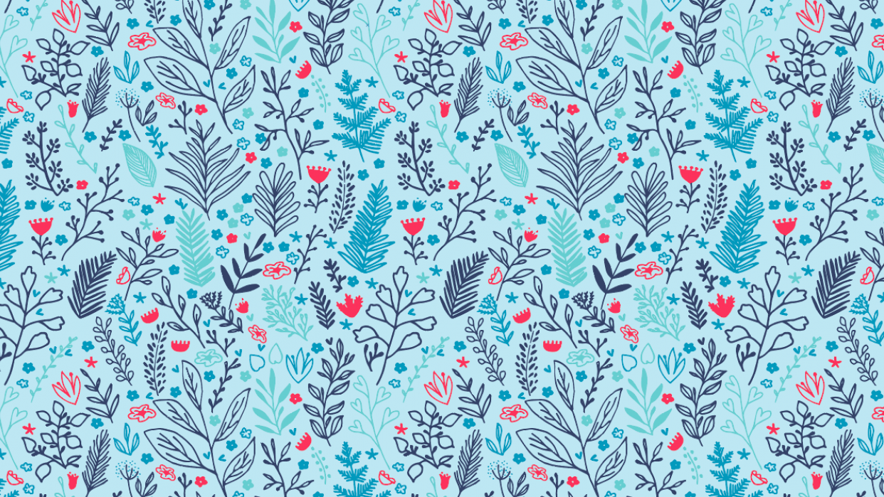 Winter foliage - student project