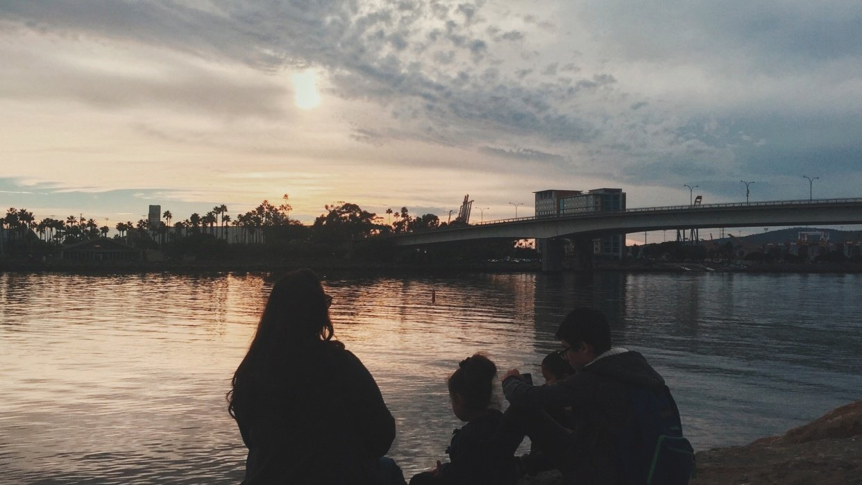 Long Beach California - student project