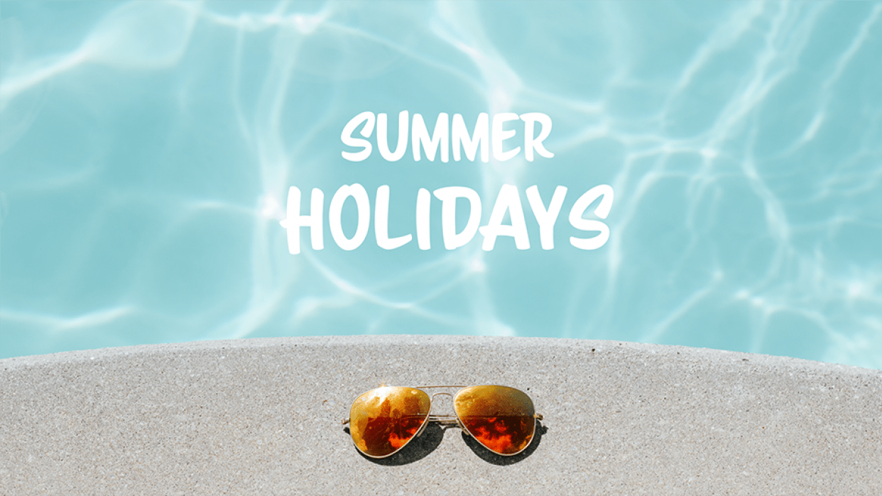 Dreaming of Summer holidays - student project