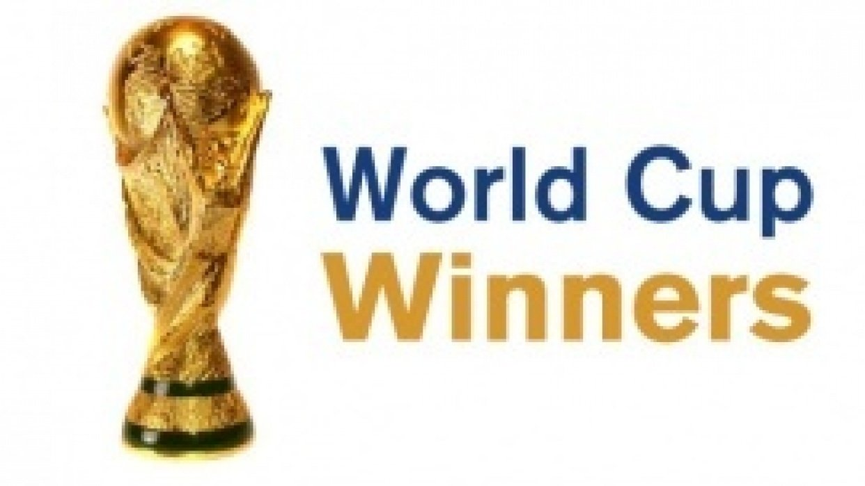 World Cup Winners - student project