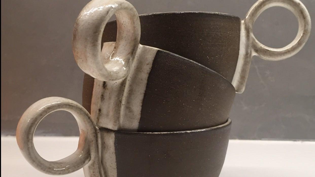 HL's modern mugs - student project