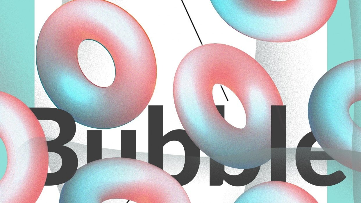 Bubble - student project