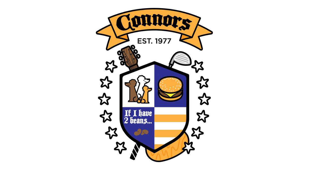 Connors Family Crest - student project