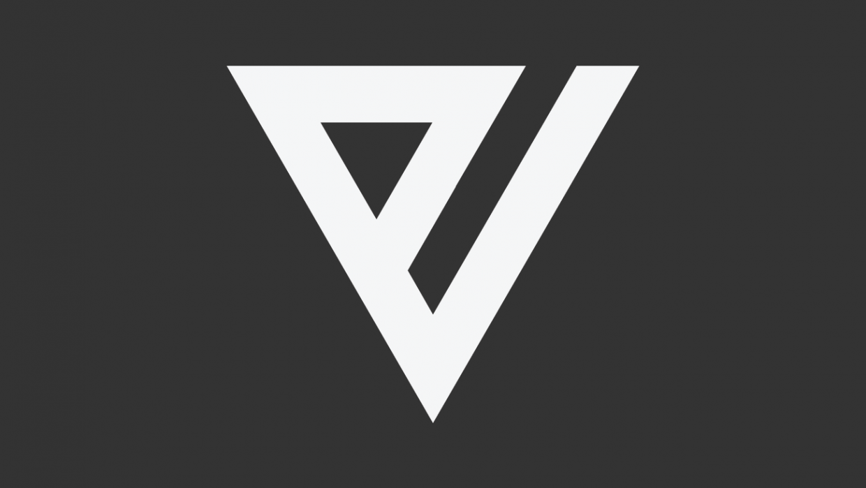 PV Monogram Logo - student project